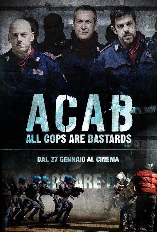 ACAB – All Cops Are Bastards