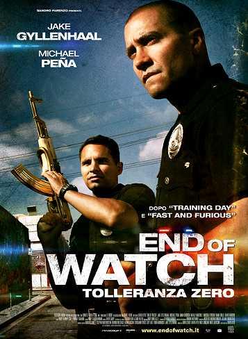 End of Watch – Tolleranza Zero
