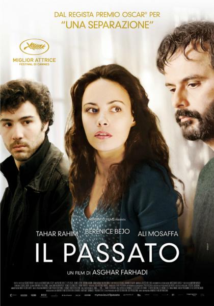 Il passato film 2013 locandina ita