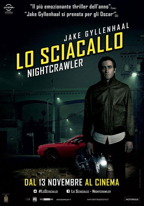 Lo Sciacallo – Nightcrawler