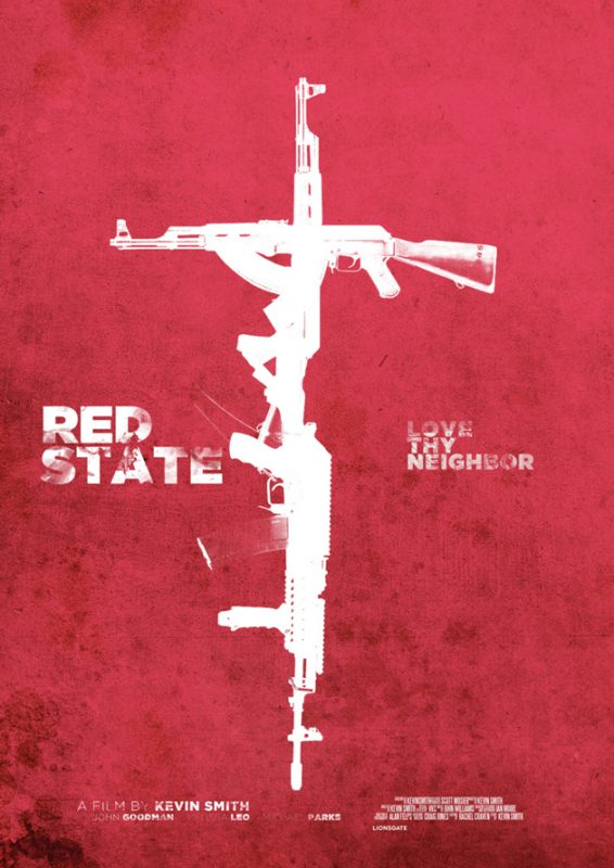 red state 2011 kevin smith locandina ifilmdavedere
