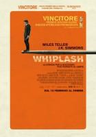 whiplash 2014 film da vedere locandina italiana