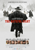 the hateful eight film da vedere 2015 2016 locandina poster italiana quentin tarantino oscar
