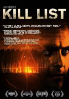 kill list  Ben Wheatley poster 2011 film da vedere locandina
