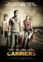 carriers contagio letale film da vedere locandina poster