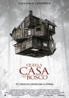 quella casa nel bosco film da vedere 2012 locandina ita