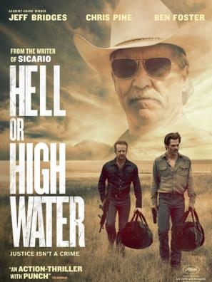 hell or high water film da vedere 2016 jeff bridges netflix