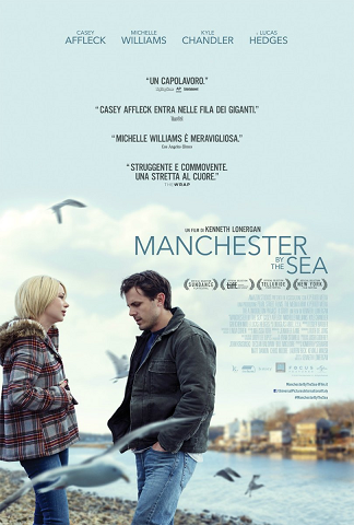manchester by the sea casey affleck oscar 2017 film da vedere 2016 locandina italiana