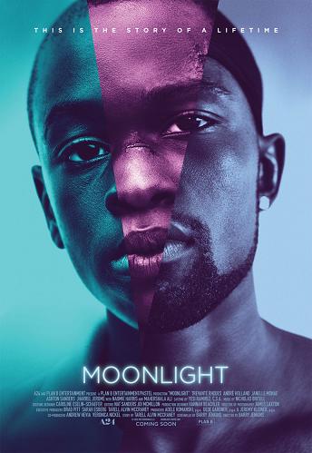 moonlight film da vedere poster locandina 2016 2017 oscar