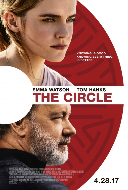the circle film da vedere 2017 tom hanks emma watson
