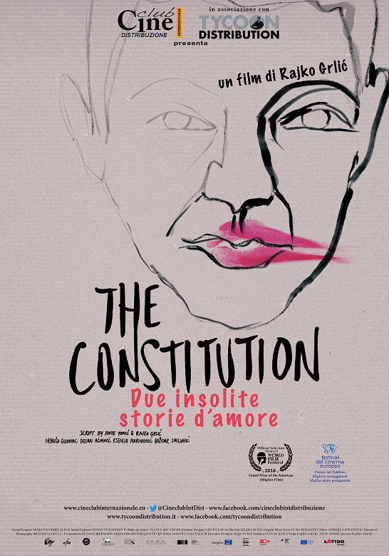 The Constitution Due Insolite Storie d'Amore Film da Vedere 2016 Al Cinema 2018