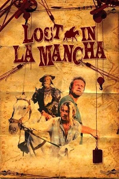 Lost in La Mancha film da vedere 2002 locandina poster Terry Gilliam