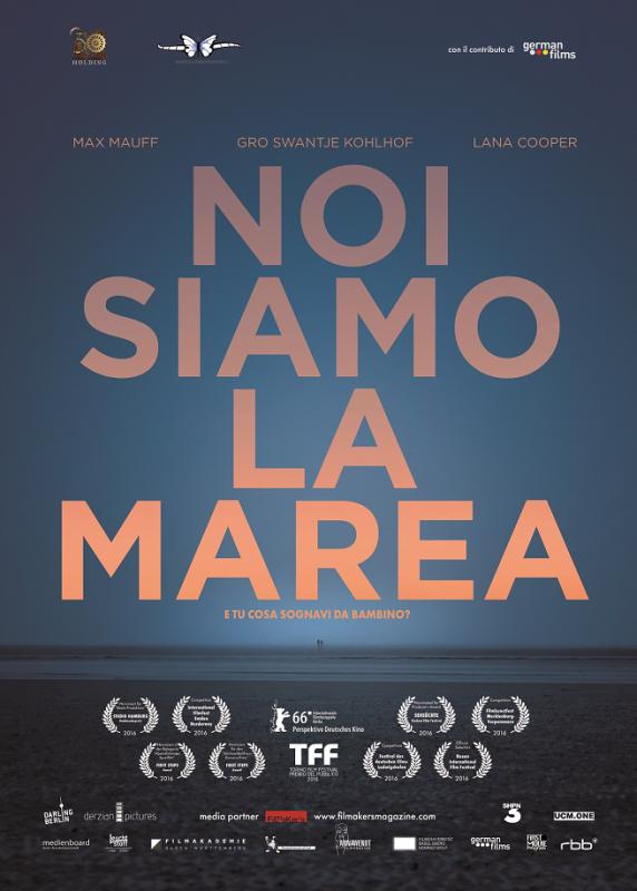 noi siamo la marea locandina italiana Wir Sind Die Flut film da vedere 2018