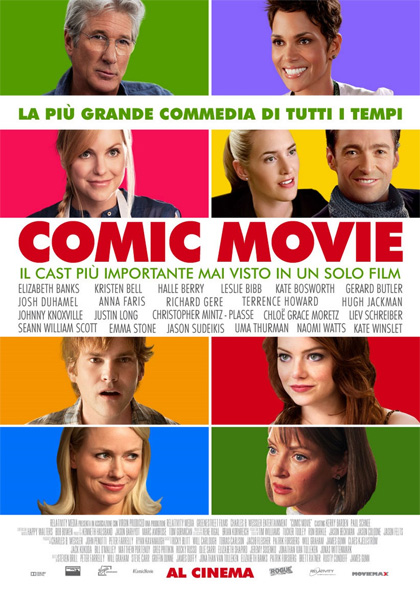 comic movie locandina italiana film da vedere 2013 movie 43