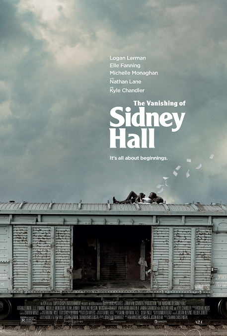 the vanishing of sidney hall film da vedere 2017 locandina poster