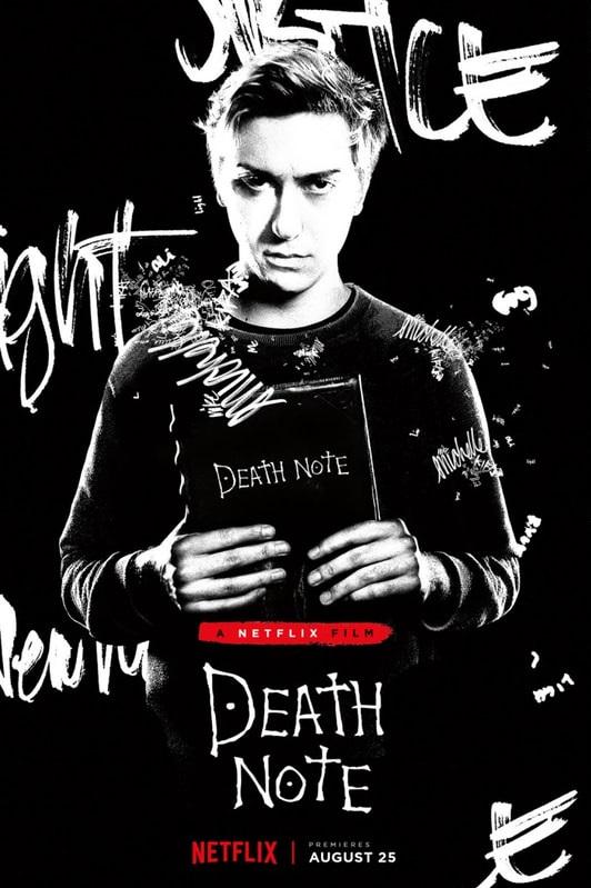 Death Note film da vedere 2017 netflix