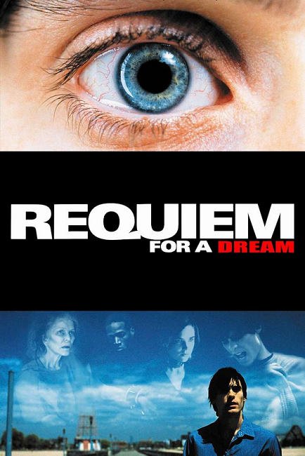 requiem for a dream film da vedere 2000 locandina poster ita