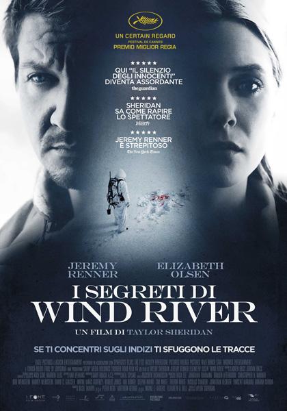 i segreti di wind river film da vedere 2017 locandina italiana