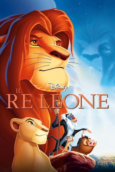 il re leone film da vedere assolutamente the lion king 1994 locandina italiana poster