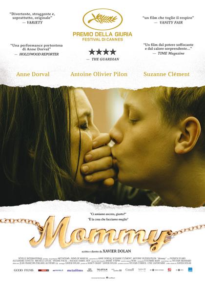 mommy film da vedere 2014 xavier dolan