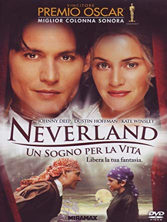 Neverland un sogno per la vita finding neverland locandina film da vedere 2004