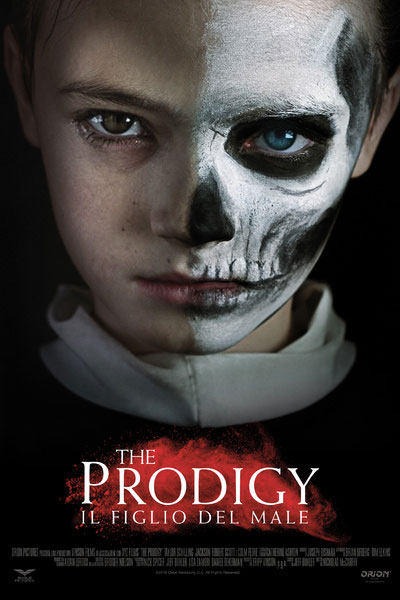 The Prodigy - Il Figlio del Male film da vedere 2019 horror locandina poster
