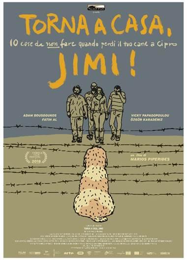 Torna a casa Jimi film da vedere 2018 cipro
