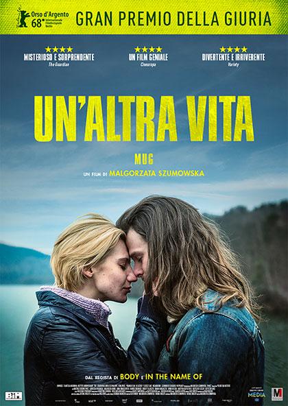 Un'altra vita mug film da vedere 2018 2019 locandina italiana 24 aprile cinema