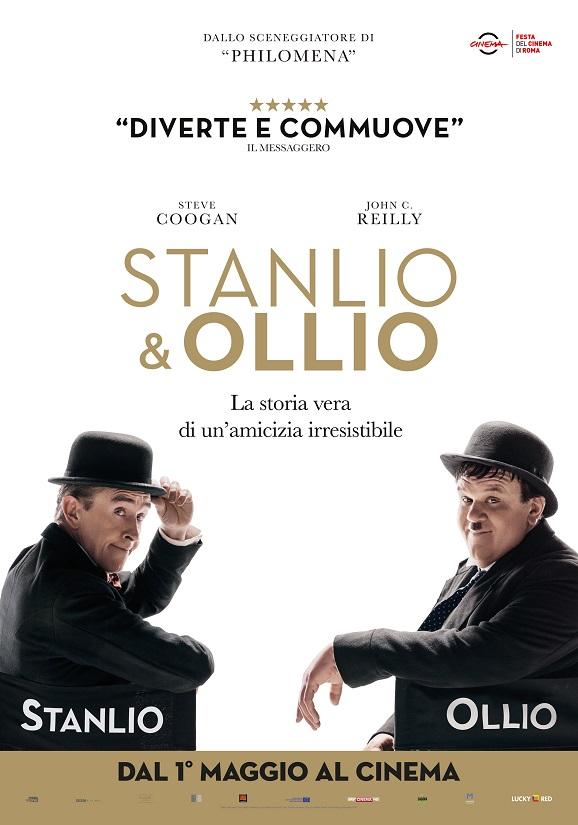 Stanlio e Ollio Poster film da vedere 2019