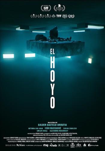 El Hoyo Il Buco The Platform locandina originale poster netflix film da vedere 2019 2020