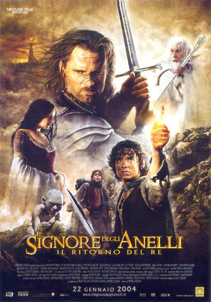 Il Signore Degli Anelli - Il Ritorno Del Re film da vedere 2003