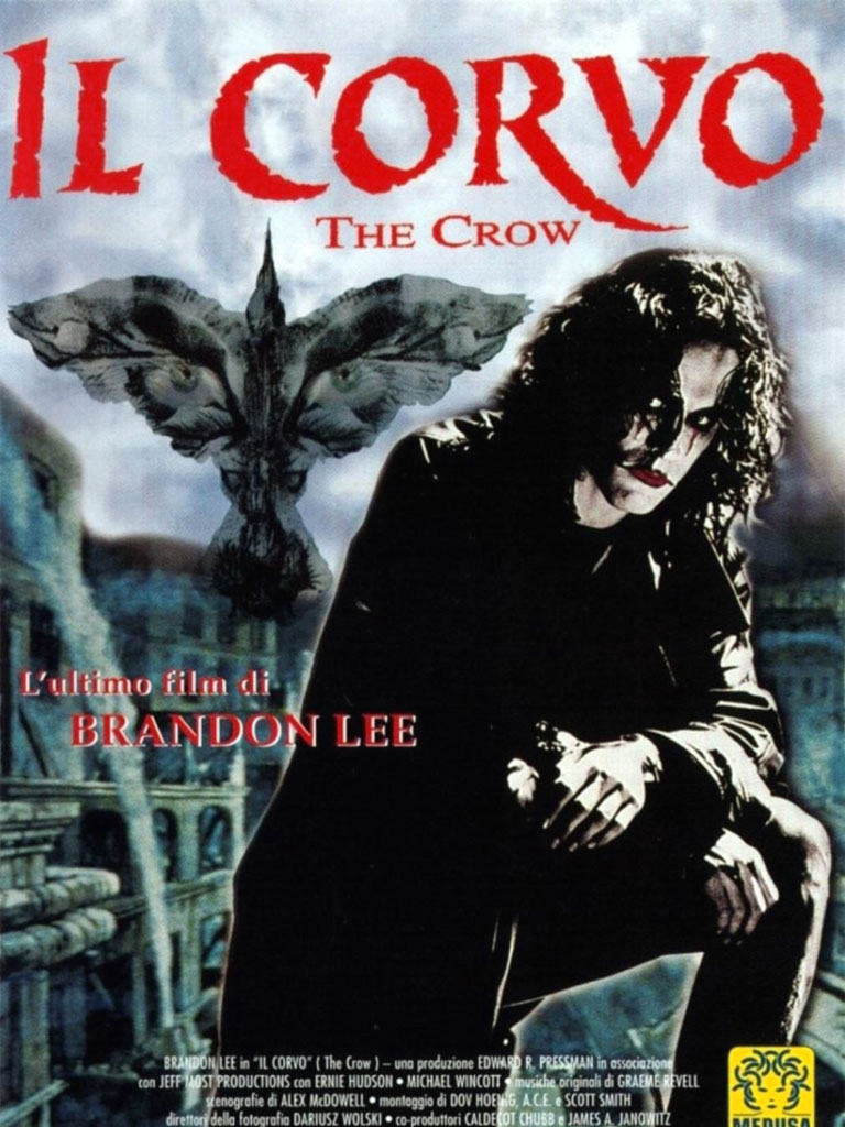 Il Corvo – The Crow