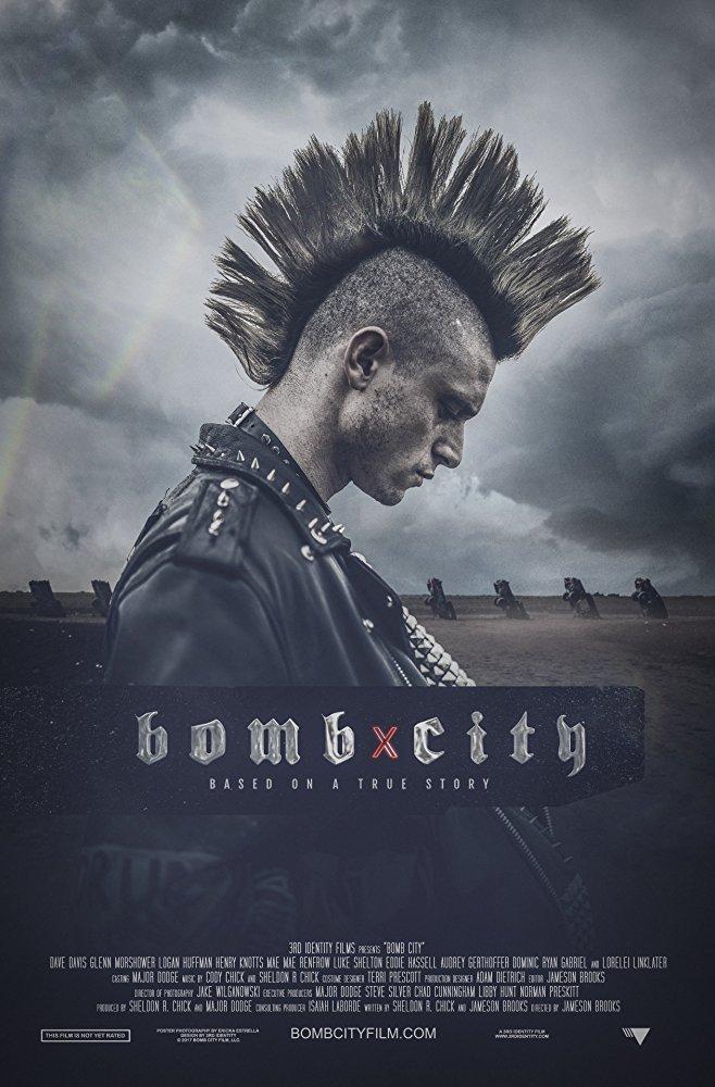 Bomb City film da vedere 2017 locandina poster